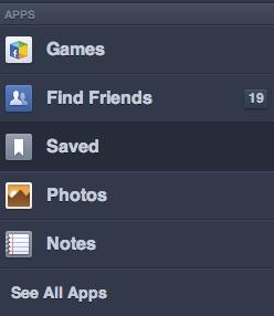 Facebook Menginginkan Menggantikan Pocket