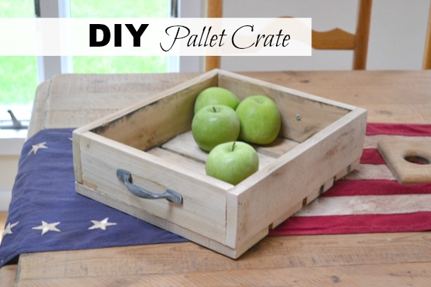 Pallet Blueberry Crate www.homeroad.net
