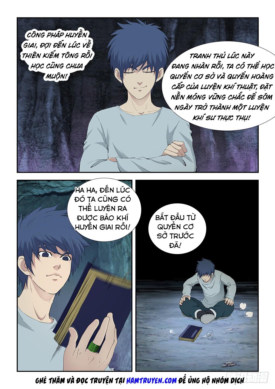 Kiếm Nghịch Thương Khung chap 113 - Trang 3