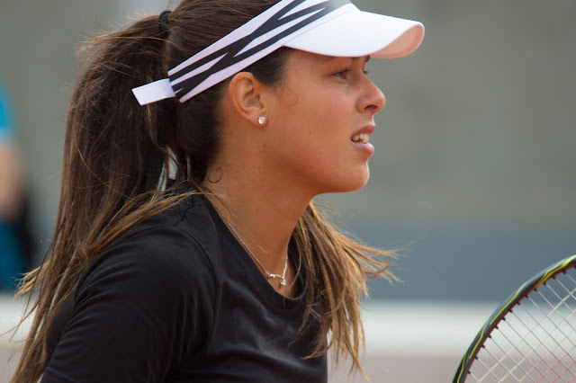 Ana Ivanovic tennis roland-garros