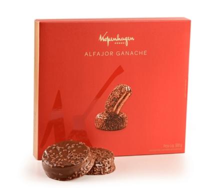 Alfajor da Kopenhagen Chocolate Ganache