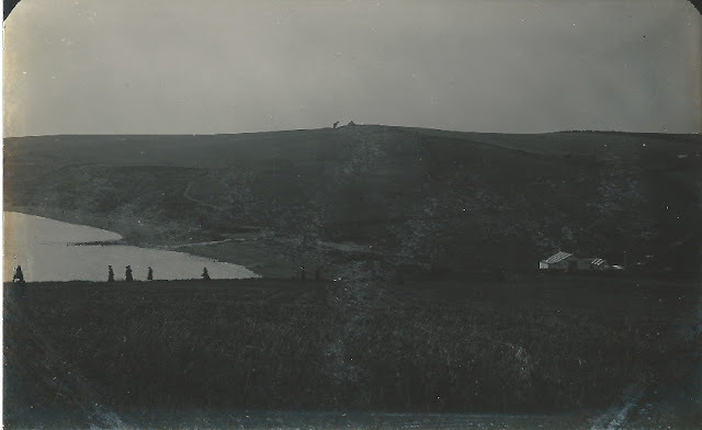 Photograph showing cove