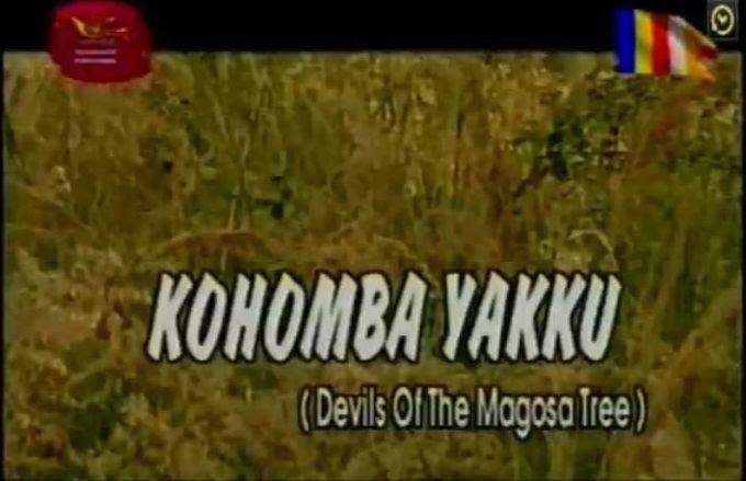 Kohombha Yakku