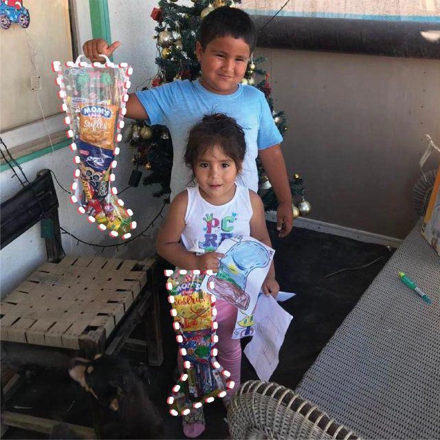 """Fundación Niños Primero """"Botas Navideñas"""""""