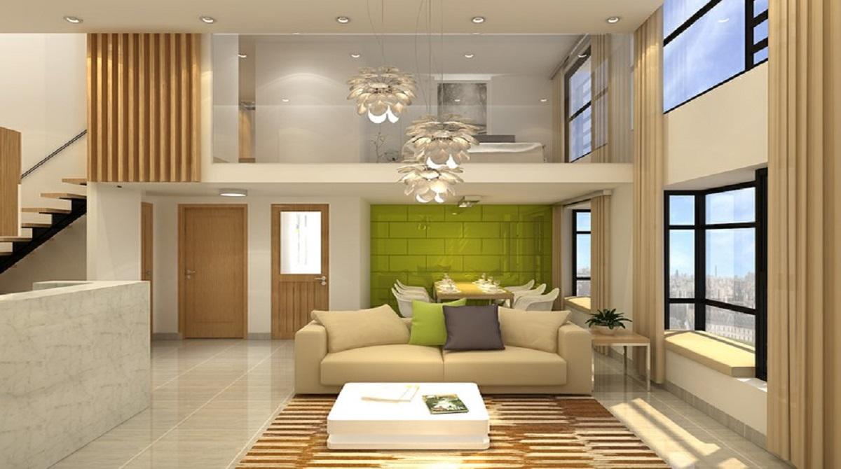 Thiết kế căn hộ Luxgarden