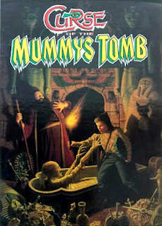 Curse of the Mummy's Tomb Box Art