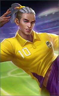 Bruno Vanguard Elite Heroes Marksman of Skins Rework