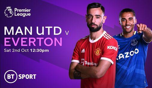 Link Live Streaming Man United vs Everton Liga Inggris