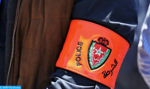 الدار البيضاء : مقدم شرطة يضطر لاستعمال سلاحه الوظيفي لتوقيف شخص عرض أمن المواطنين وسلامة عناصر الشرطة لتهديد خطير