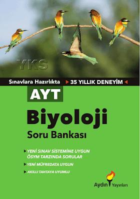 Aydın AYT Biyoloji Soru Bankası PDF