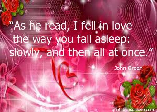 As He Read