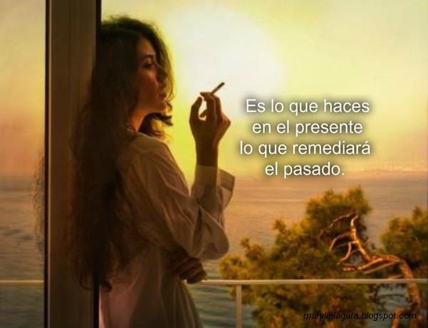 Futuro, Karma, Magia, Error, Presente, Aquí y ahora, Tiempo, Distancia, Mañana, sueños, Pasado,