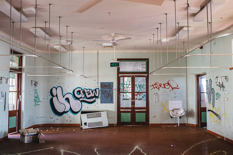 Abandoned Australia - Urban Exploration in Australia: No