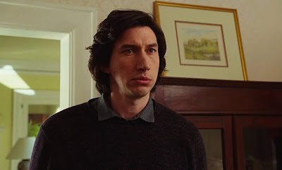 "Adam Driver stars as stage director and theater owner Charlie Barber in Noah Baumbach's drama ""Marriage Story,"" available now on Netflix."
