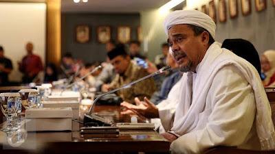 Begini Tanggapan Habib Rizieq Soal Rencana New Normal