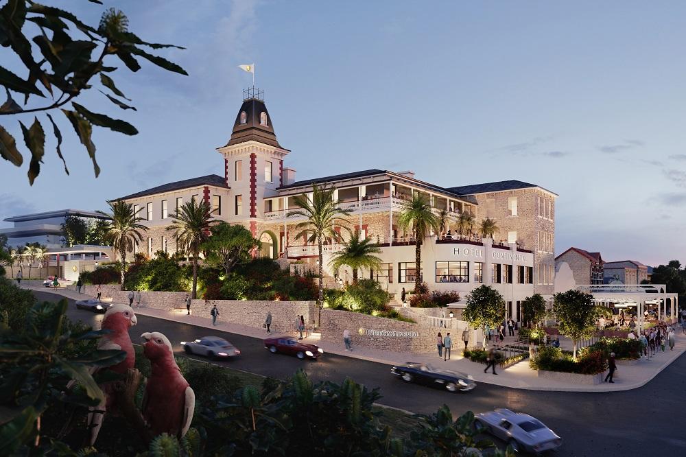 INTERCONTINENTAL TO HOTEL CONTINENTAL: IHG HOTELS & RESORTS ANNOUNCES MAJOR MORNINGTON PENINSULA SIGNING