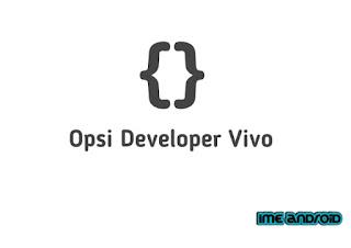 Cara mengaktifkan opsi developer vivo