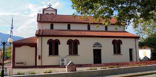 Ο ναός της Κοίμησης της Θεοτόκου στην Πιπεριά