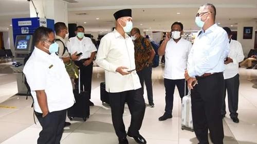 Presiden Jokowi Pagi ini Melantik H. Mahyeldi Jadi Gubernur Sumbar