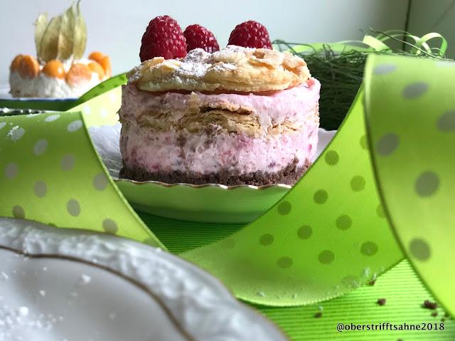Kleine Törtchen besser als große Torte