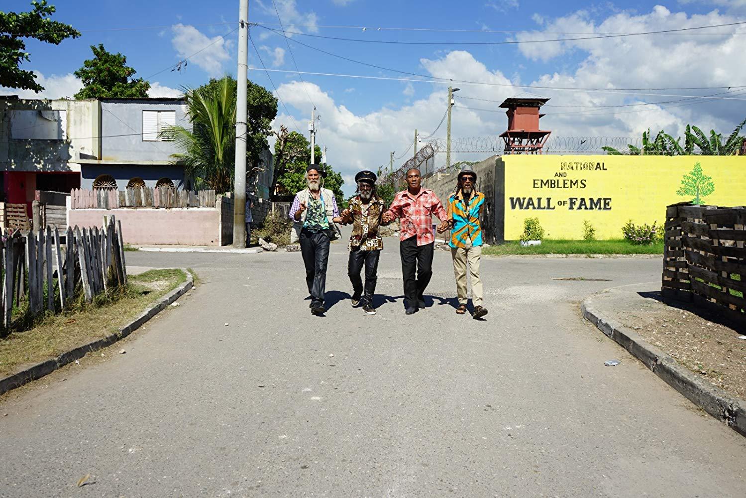 Spotyka się z jamajską kobietą