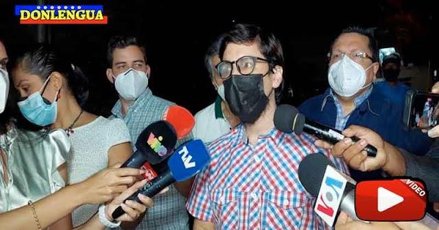 Freddy Guevara liberado por Maduro para participar en el Circo de México