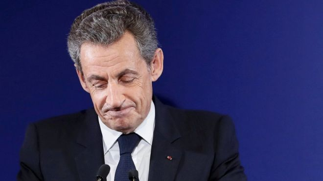 France, Francois Fillon, Nicolas Sarkozy, Bygmalion scandal, Foreign