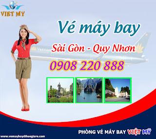 Giá vé máy bay từ TP HCM đi Quy Nhơn