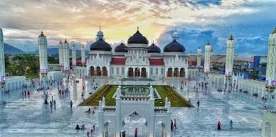 Peninggalan kerajaan Aceh Darusaalam