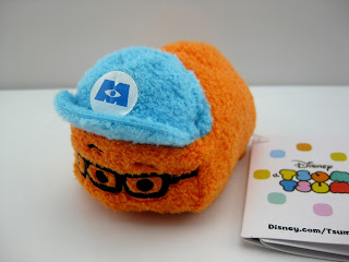 disney monsters inc tsum tsums fungus
