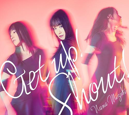 Nana Mizuki - Get up! Shout! Lyrics | Shaman King Opening 2