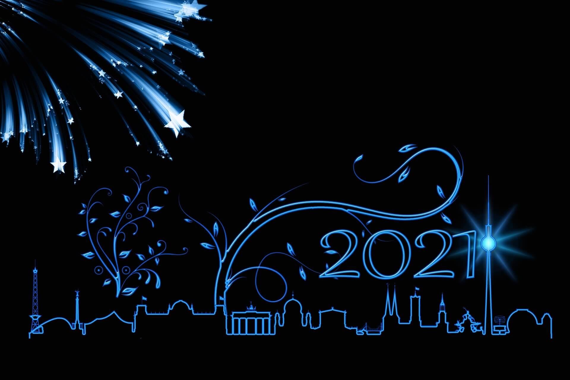 Happy New Year 2021 HD Pic