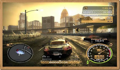 Need for Speed Most Wanted Black Edition PC Gameplay