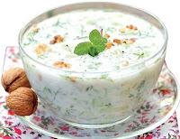 суп таратор, болгарская кухня,первые блюда