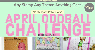 http://oddballstamps.blogspot.com/2019/04/april-oddball-challenge-winner.html