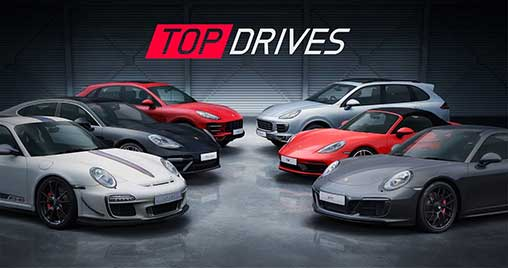 top drives mod apk android 1