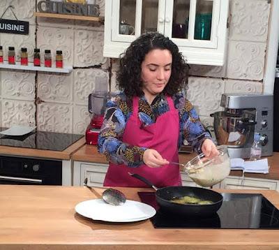émission cuisine my saveur tv