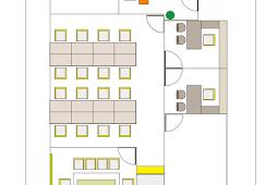 Desain Interior Mini Office di Salah Satu Gedung Perkantora di Jakarta