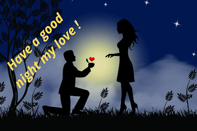 good night romantic images free download