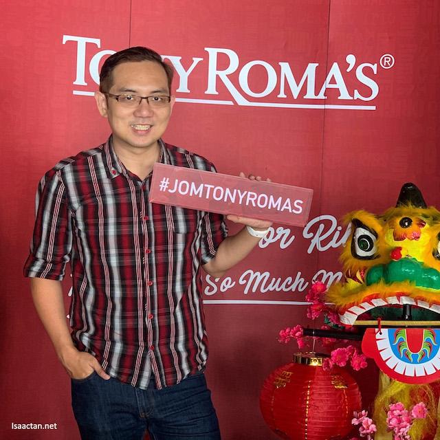 Huat huat this CNY with Tony Roma's!