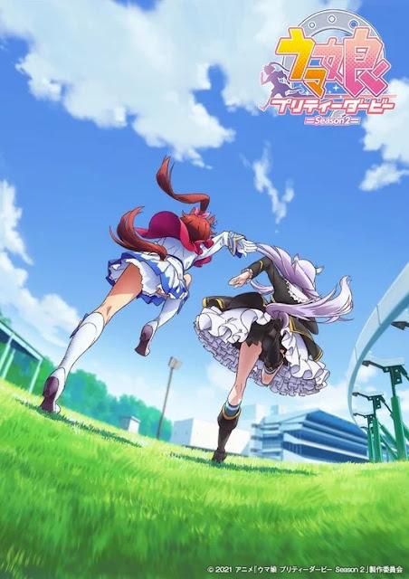 Uma Musume Pretty Derby tendrá segunda temporada en 2021.