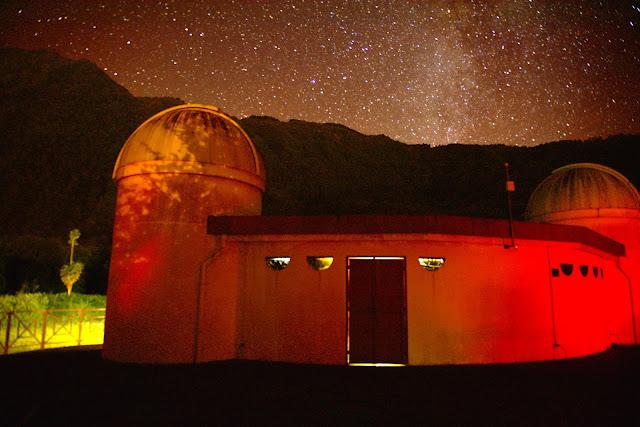 Observatorio Les Makes, Isla La Reunión