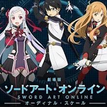 Streaming dan Download Sword Art Online Movie: Ordinal Scale Subtitle Indonesia Gratis