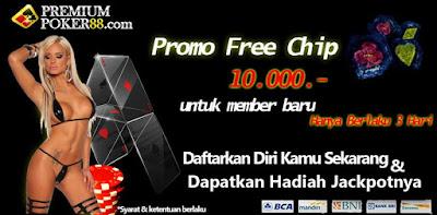 Agen Judi Poker Indonesia PREMIUMPOKER88 Terpercaya Gratis CHIP 10rb