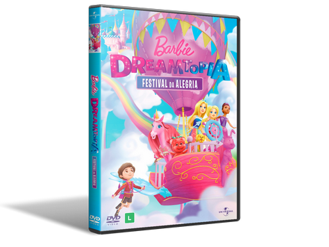 Barbie Dreamtopia: Festival da Alegria