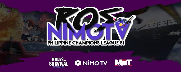 NiMO TV to Host ROS Tournament in PH