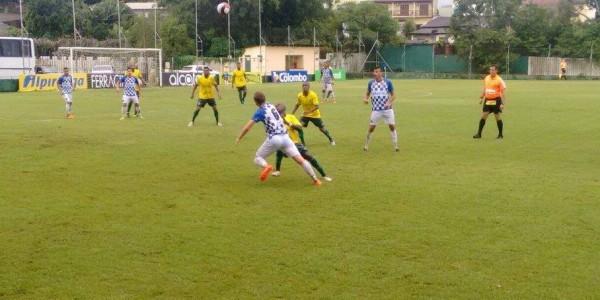 Ypiranga segura empate no jogo dos desesperados contra o São José
