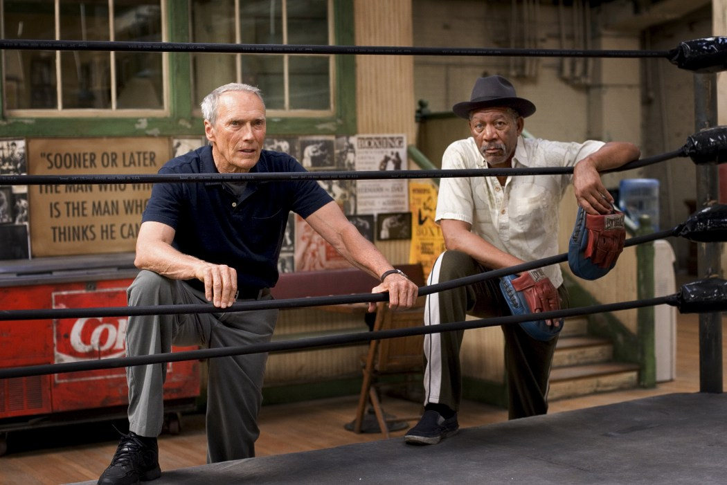 million dollar baby by clint eastwood Million dollar baby has a somewhat significant plot twist well, it actually has a couple of them and neither comes with much foreshadowing a little in paul haggis's script, which director eastwood visualizes appropriately, but they're in the background the film has its larger than life story.