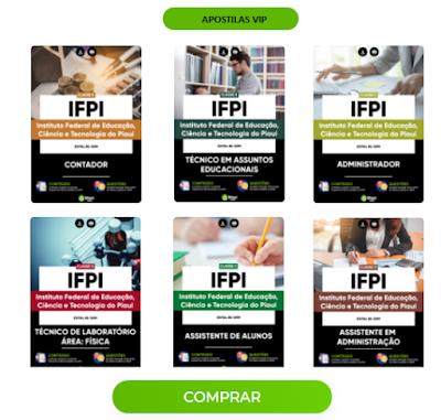 concurso TAE IFPI Técnicos Administrativos 2019
