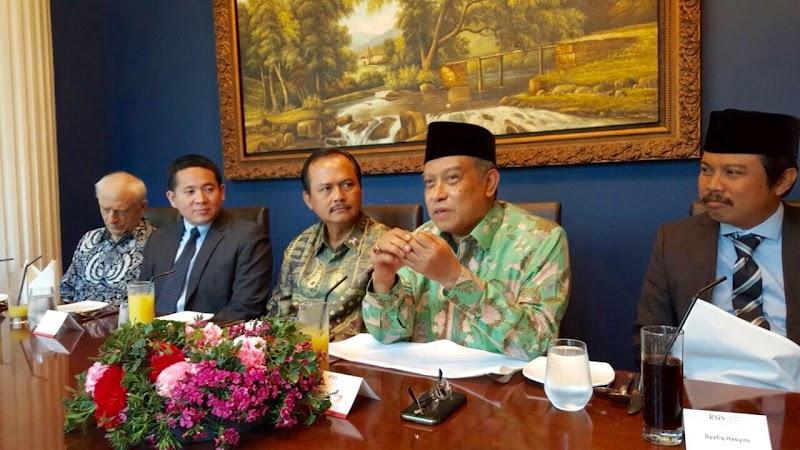 KH. Said Aqil Siraj: Islam Nusantara Relevan Bagi Singapura